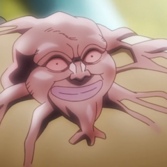 Empress after growing a face on <a href=