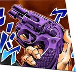 Guido Mista's Revolver Manga