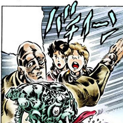 Tonpetty's only fighting panel
