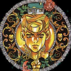 Josuke's crest