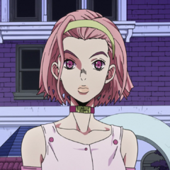 Reimi's initial appearance.