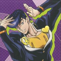Josuke on Blu-Ray Set