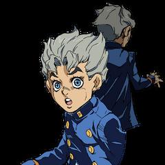 Koichi character sheet