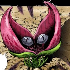 Tama reborn as a plant, <a href=