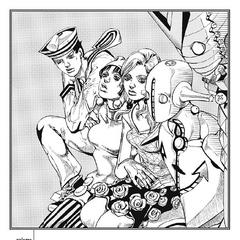 The illustration found in Volume 5