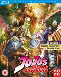 Jojo Season 1 UK Blu-Ray