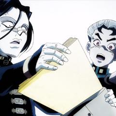 Hazamada peeks at <a href=