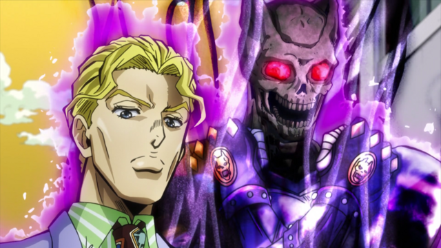 Blackjack Rants Jojos Bizarre Adventure S03e22 Review Dynamite