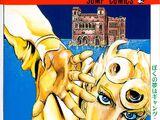 Vento Aureo/Chapter List