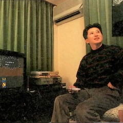Araki playing JoJo on Super Famicom - Virtual Jump, Feb 21 Issue (1993)