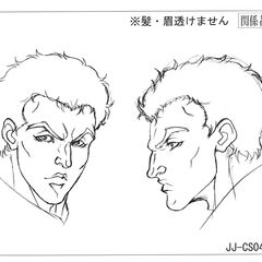 Reference sheet: Head 4