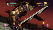 Jonathan joestar all star battle taunt