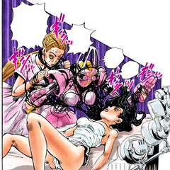 Cinderella being restrained by <a href=