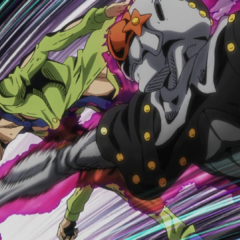 Punching Fugo in the face