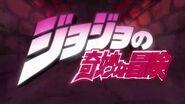 JoJo's Bizarre Adventure Op 1 Sono Chi No Sadame