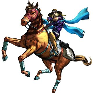 Gyro and Valkyrie, <i>All Star Battle</i>