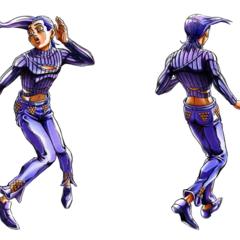 All Star Battle concept art (Doppio)