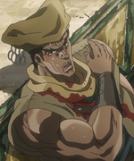 Calcutta Drifter Anime