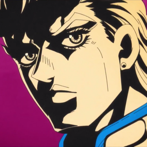 Giorno in the first preview