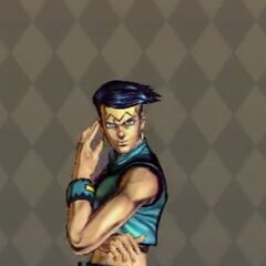 Rohan Costume A in <i>All Star Battle</i>