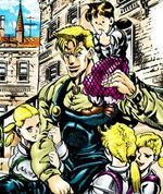 Caesar's Siblings Manga