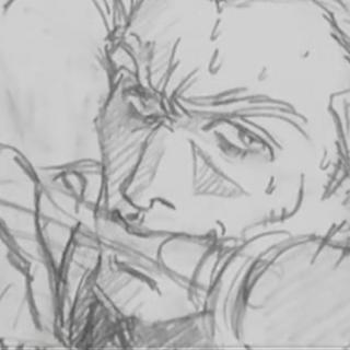 Stroheim Sacrificing Himself To Destroy Santana