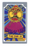 JoJo Tarot 19 - The Sun