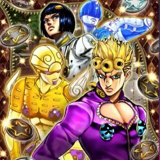 Vento Aureo announcement for SS.