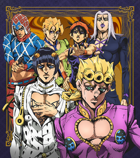 GoldenWind Poster