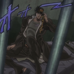 Jotaro Kujo's introduction