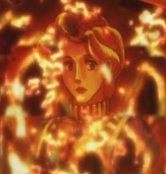 Mary Joestar Anime