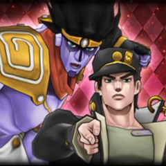 Jotaro in <i>Diamond Records</i>