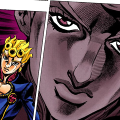 Giorno unsatisfied with Polpo's attitude, planning to murder him