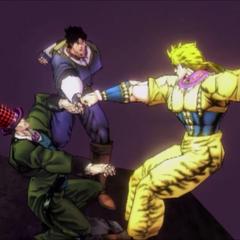 Fighting <a class=