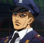 Abbacchio's Partner Anime