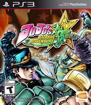 Jojo S Bizarre Adventure All Star Battle Jojo S Bizarre