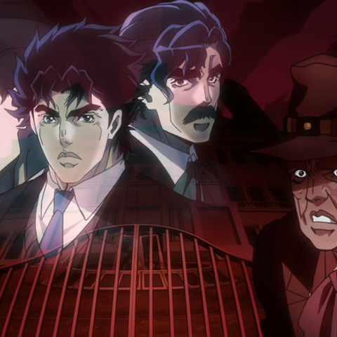 Speedwagon recalling the short lives of the Joestar family