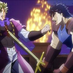 Jonathan cuts Dio