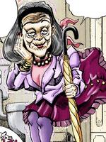 Old Hag Manga