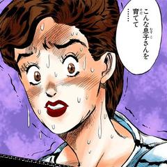 Koichi's mom feels guilty