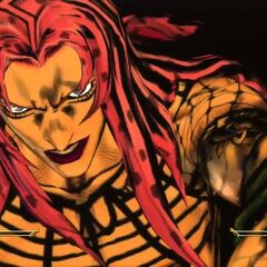Diavolo during his GHA, <i>ASB</i>