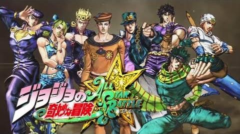 JoJo's Bizarre Adventure All Star Battle 'Trailer 4' 1080p TRUE-HD QUALITY