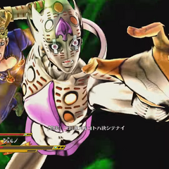 Giorno unleashing his solo DHA (<a href=