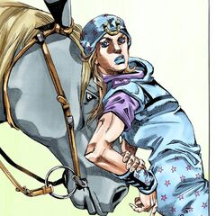 Johnny Joestar | JoJo's Bizarre Encyclopedia | FANDOM