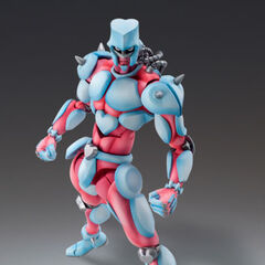 Crazy Diamond Action-figure