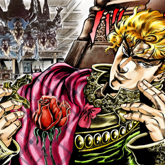 Dio in his vampiric glory