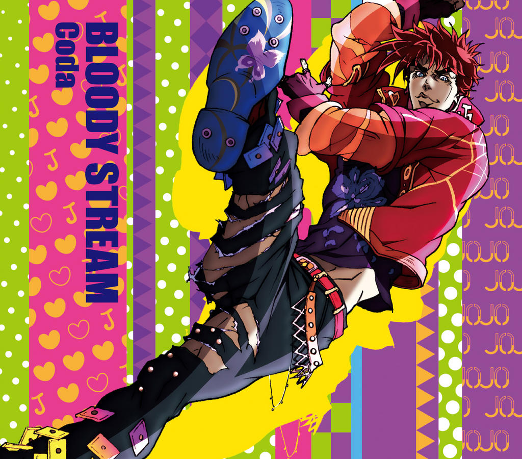 Bloody Stream Jojo S Bizarre Encyclopedia Fandom Powered By Wikia # Rangement Tele Et Sono