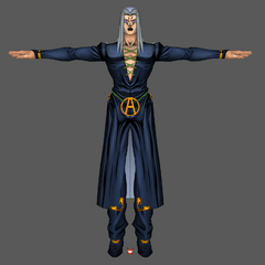 Abbacchio's model from <a href=