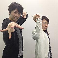 Daisuke Ono & Misato Fukuen (#23)