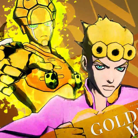 Giorno in the updated opening for <i><a class=